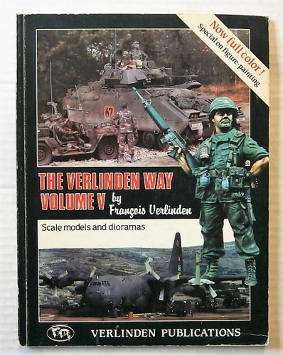 CHEAP BOOKS  ZB2459 THE VERLINDEN WAY VOLUME V - FRANCOIS VERLINDEN