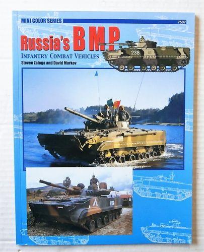 CHEAP BOOKS  ZB2488 RUSSIAS BMP INFANTRY COMBAT VEHICLES - STEVEN ZALOGA AND DAVID MARKOV