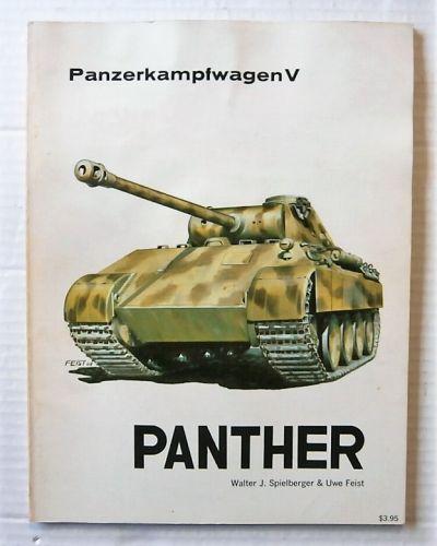 CHEAP BOOKS  ZB2478 PANZERKAMPFWAGEN V - PANTHER
