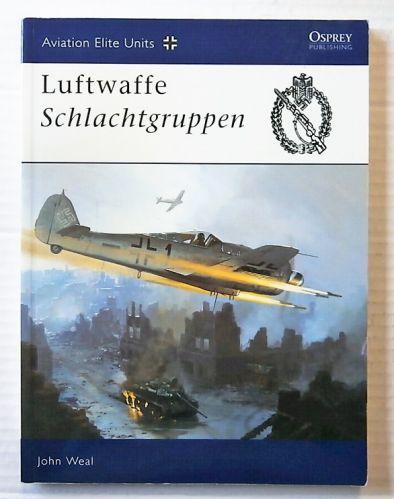 OSPREY AVIATION ELITE  13. LUFTWAFFE SCHLACHTGRUPPEN