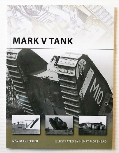 NEW VANGUARDS  178. MARK V TANK