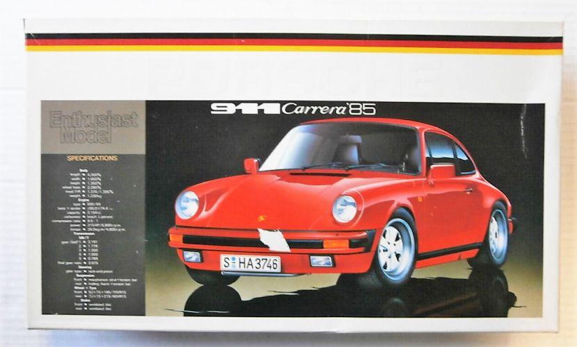 FUJIMI 1/24 EM3 PORSCHE 911 1985 CARRERA