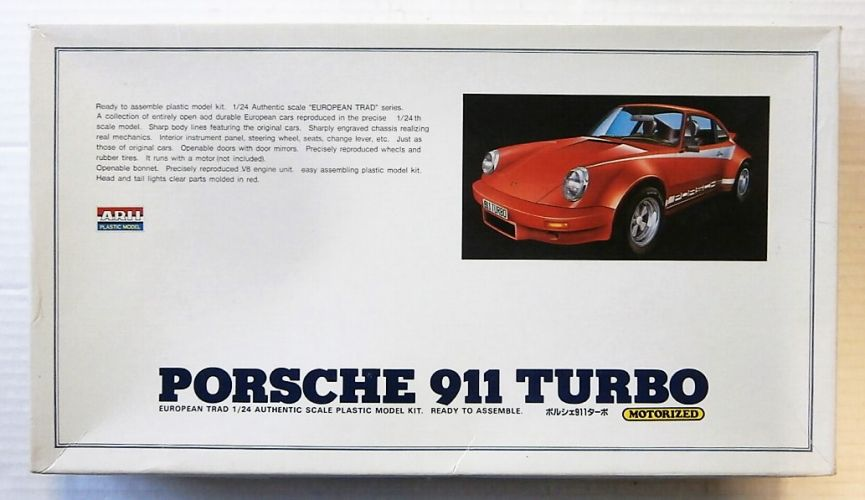 ARII 1/24 A253 PORSCHE 911 TURBO