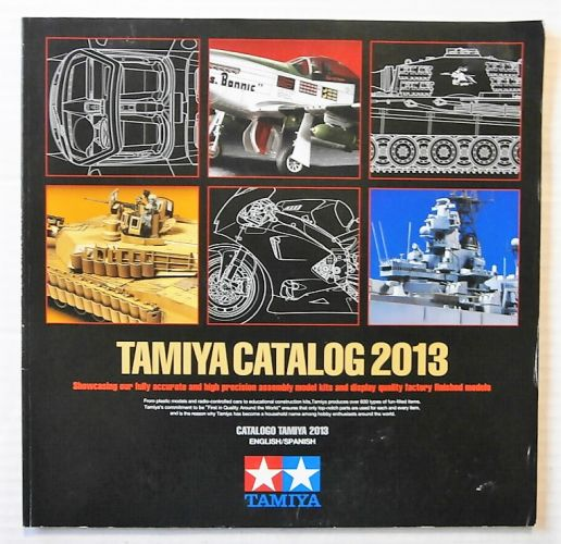 TAMIYA  TAMIYA 2013