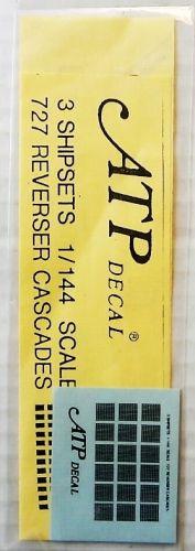 ATP 1/144 2156.3 SHIPSETS 727 REVERSER CASCADES