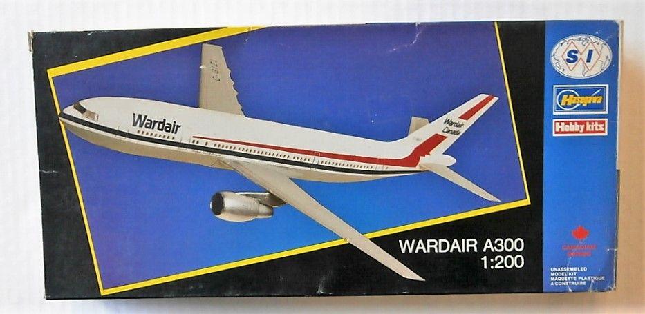 HASEGAWA 1/200 WARDAIR A300