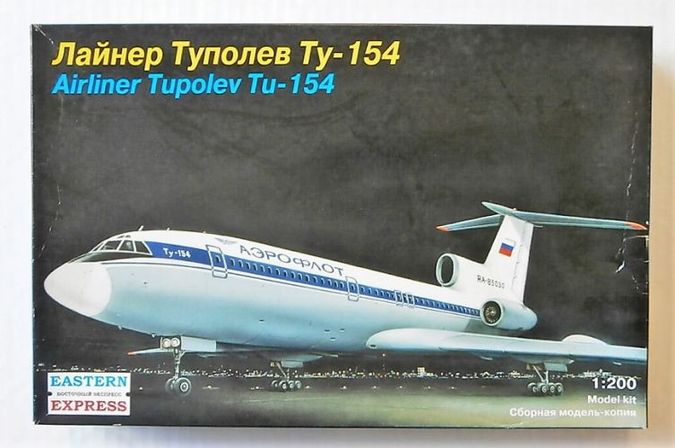 EASTERN EXPRESS 1/144 14405 TUPOLEV TU-154