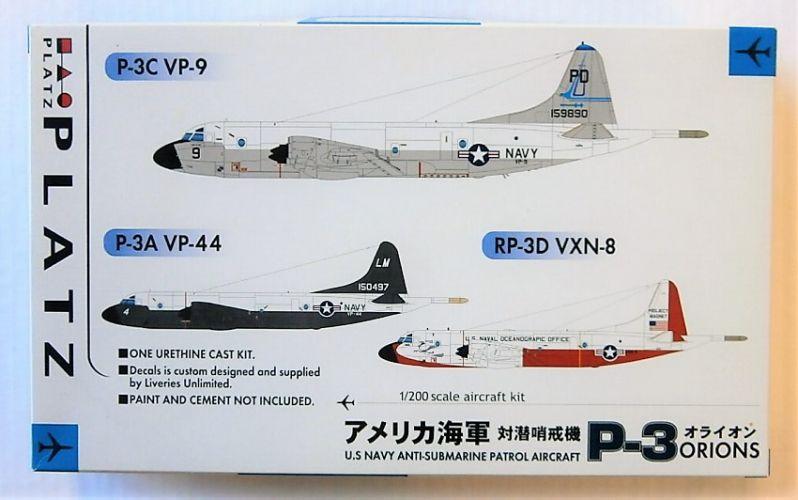 PLATZ 1/200 PB9 P-3 ORIONS