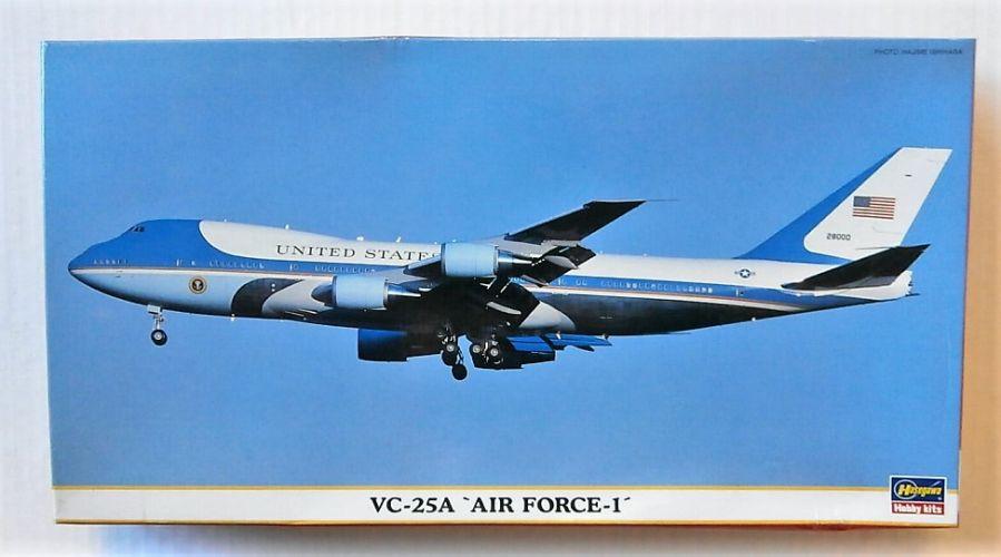HASEGAWA 1/200 10608 VC-25A AIR FORCE 1