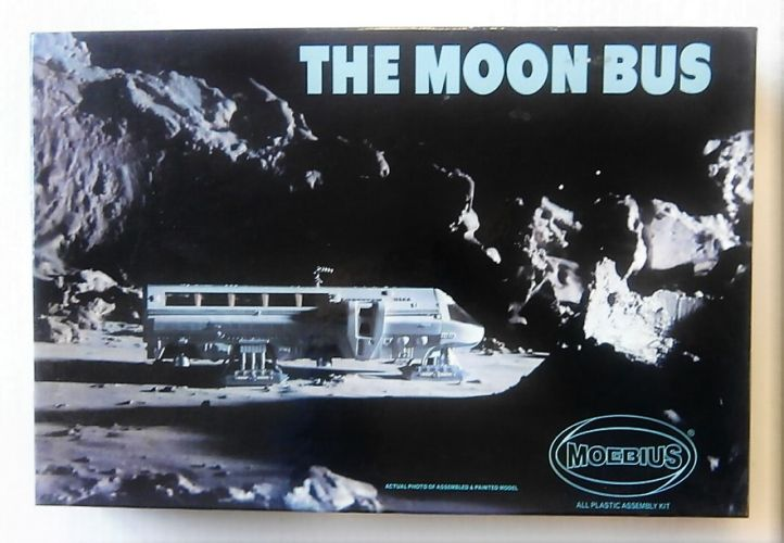 MOEBIUS  2001 THE MOON BUS