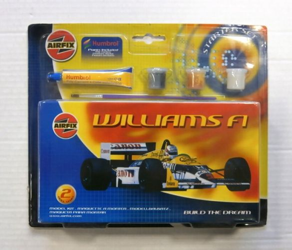 AIRFIX 1/43 01415 WILLIAMS F1