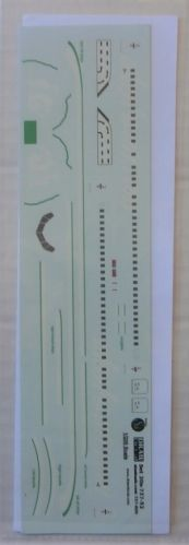 1/200 DRAW DECAL 1819. 20/44s-737-52 ALASKAAIR.COM 737-800