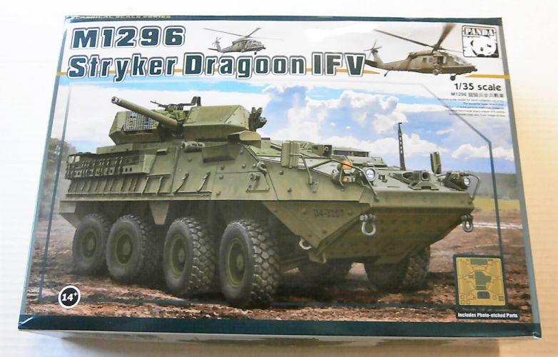 PANDA 1/35 35045 M1296 STRYKER DRAGOON IFV