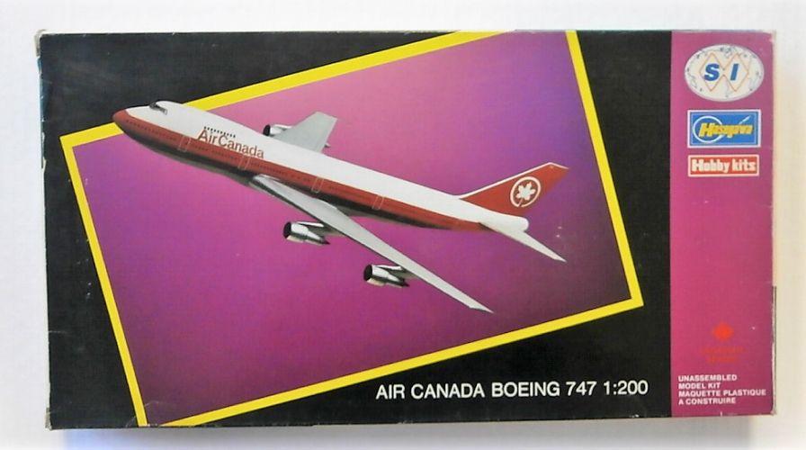 HASEGAWA 1/200 AIR CANADA BOEING 747