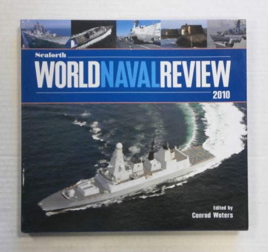 CHEAP BOOKS  ZB1415 SEAFORTH WORLD NAVY REVIEW 2010 - CONRAD WATERS