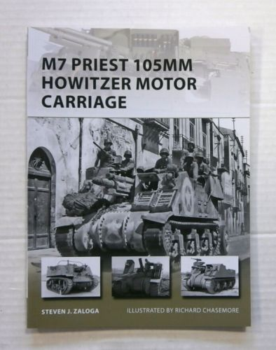 NEW VANGUARDS  201. M7 PRIEST 105MM HOWITZER MOTOR CARRIAGE