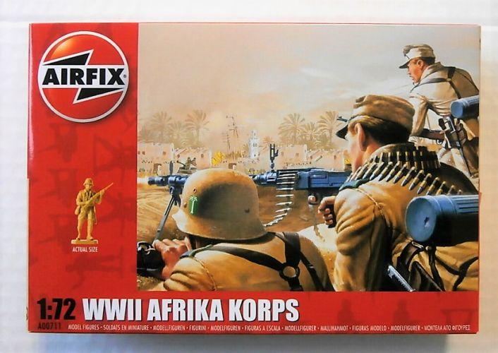 AIRFIX 1/72 00711 WWI AFRIKA KORPS