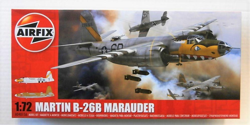 AIRFIX 1/72 04015A MARTIN B-26B MARAUDER