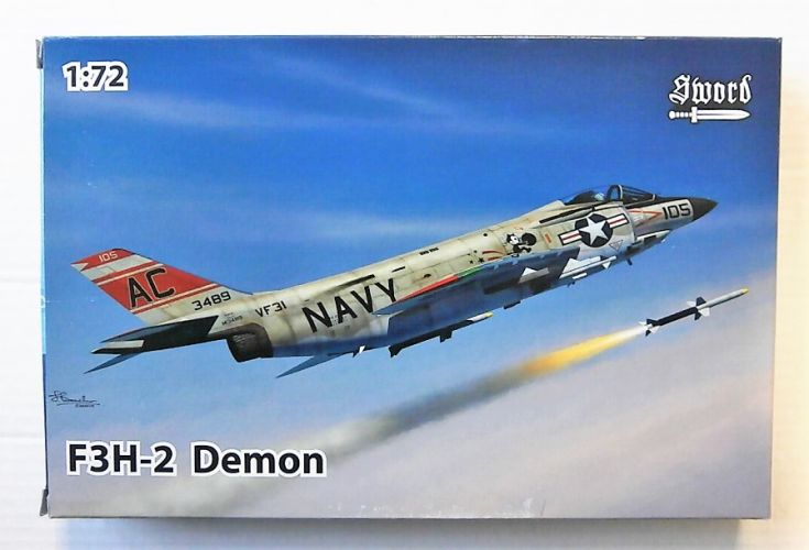 SWORD 1/72 72122 F3H-2 DEMON