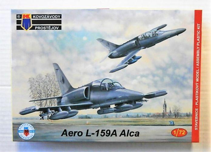 KP 1/72 0118 AERO L-159A ALCA
