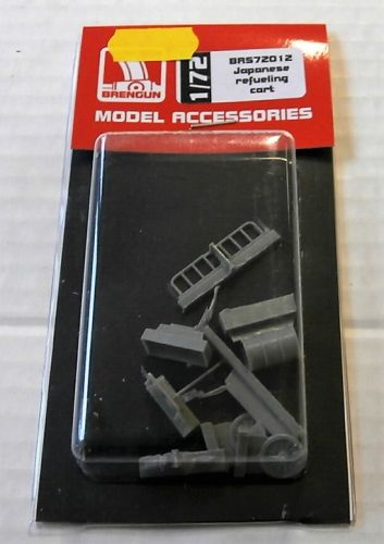 BRENGUN 1/72 72012 JAPANESE REFUELLING CART
