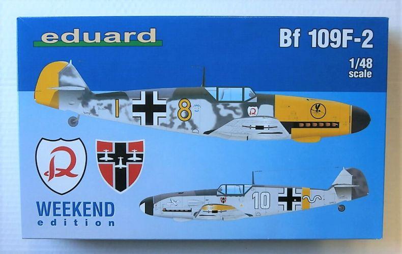 EDUARD 1/48 84147 Bf 109F-2