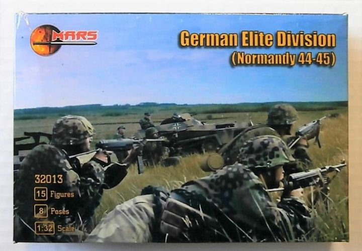 MARS 1/32 32013 GERMAN ELITE DIVISION NORMANDY 44-45
