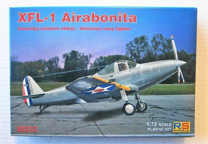 RS MODELS 1/72 92232 XFL-1 AIRABONITA