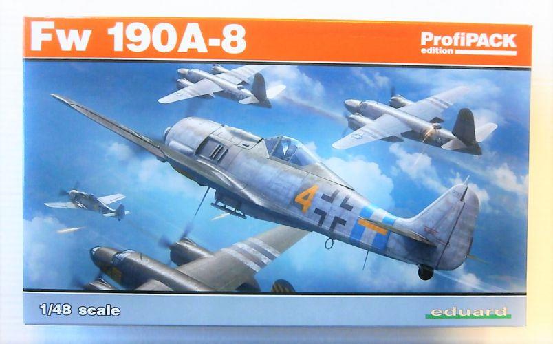 EDUARD 1/48 82147 FW 190A-8 PROFIPACK
