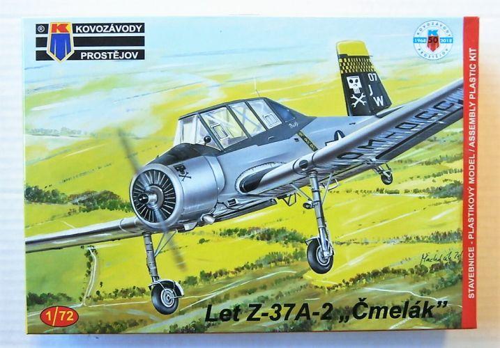 KP 1/72 0130 LET Z-37 A-2 CMELAK