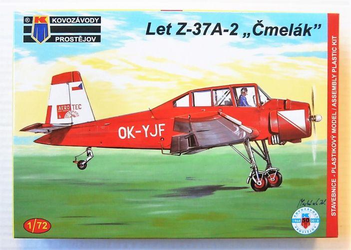 KP 1/72 0129 LET Z-37 A-2 CMELAK
