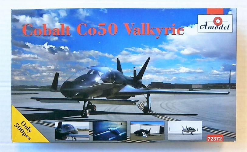 A MODEL 1/72 72372 COBALT CO50 VALKYRIE