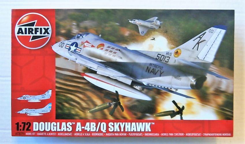 AIRFIX 1/72 03029A DOUGLAS A-4B/Q SKYHAWK