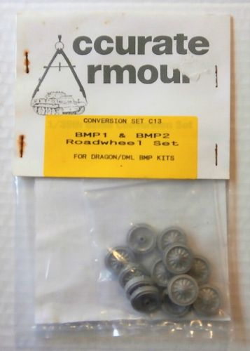 ACCURATE ARMOUR 1/35 C13 BMP1   BMP2 ROADWHEEL SET