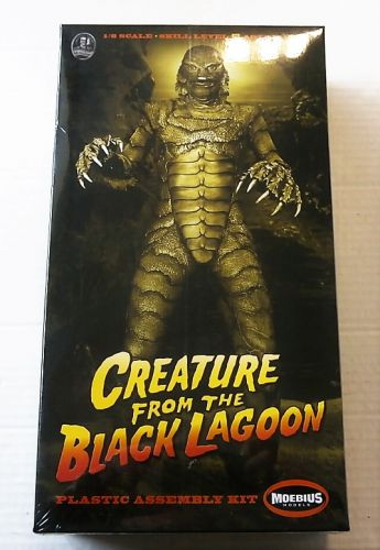 MOEBIUS 1/8 971 THE CREATURE FROM THE BLACK LAGOON