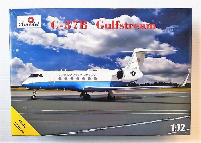 A MODEL 1/72 72327 C-37B GULFSTREAM USA