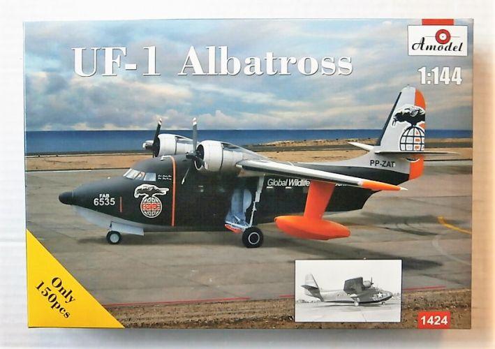 A MODEL 1/144 1424 GRUMMAN UF-1 ALBATROSS
