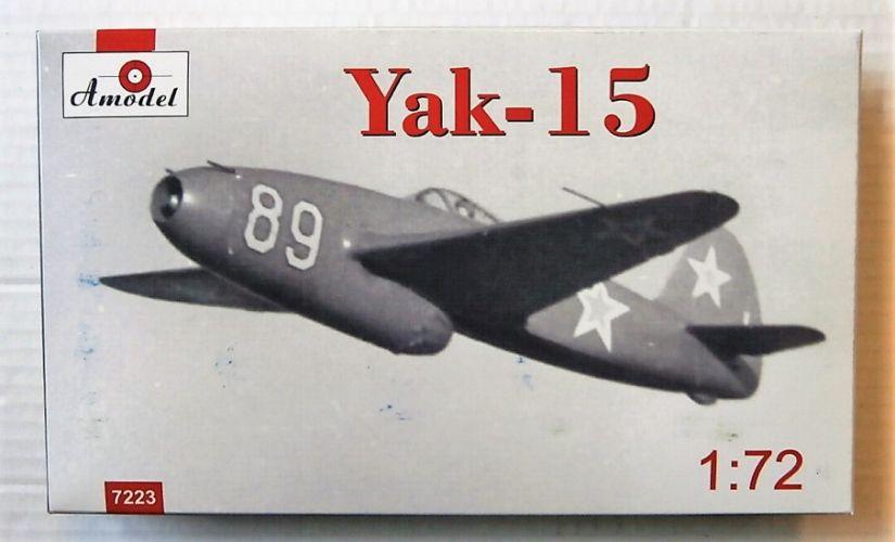 1/72 72023 YAK-15