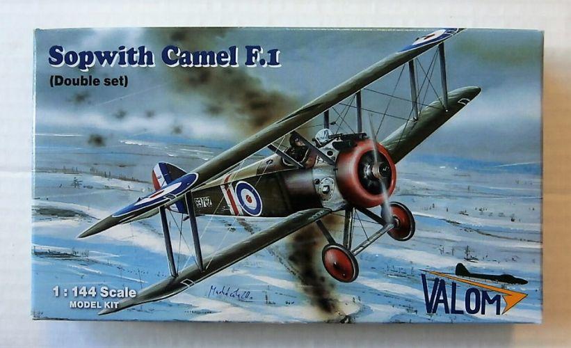 VALOM 1/144 14417 SOPWITH CAMEL F.1