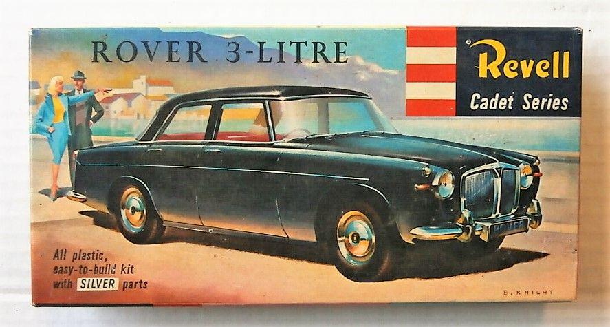 REVELL  H900 ROVER 3-LITRE