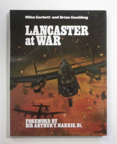 CHEAP BOOKS  ZB1525 LANCASTER AT WAR - MIKE GARBETT
