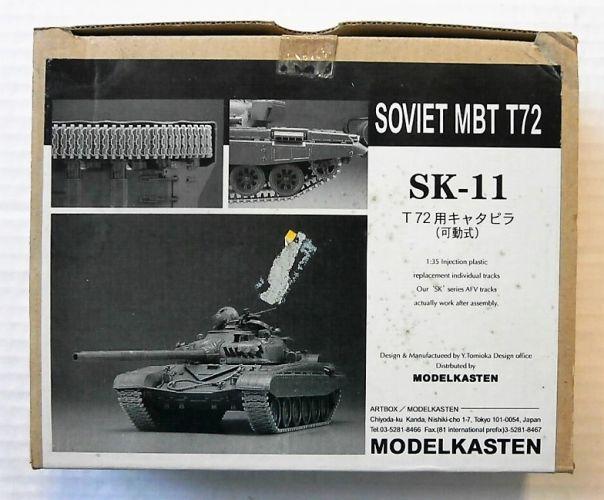 MODELKASTEN 1/35 SK-11 SOVIET MBT T72