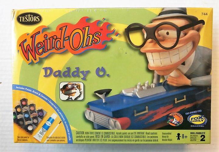 TESTORS WEIRD OHS  744 DADDY O