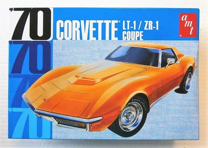 AMT 1/25 1097 1970 CORVETTE LT-1/ ZR-1 COUPE