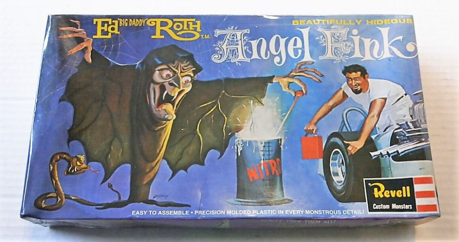 REVELL  H1307 ED BIG DADDY ROTH   ANGEL FINK
