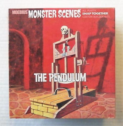 MOEBIUS  636 MONSTER SCENES - THE PENDULUM