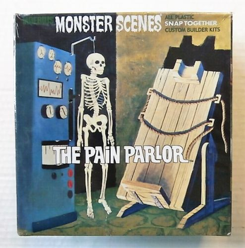 MOEBIUS  635 MONSTER SCENES - THE PAIN PARLOR