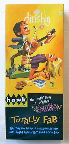 HAWK  15001 THE FRANTICS - TOTALLY FAB