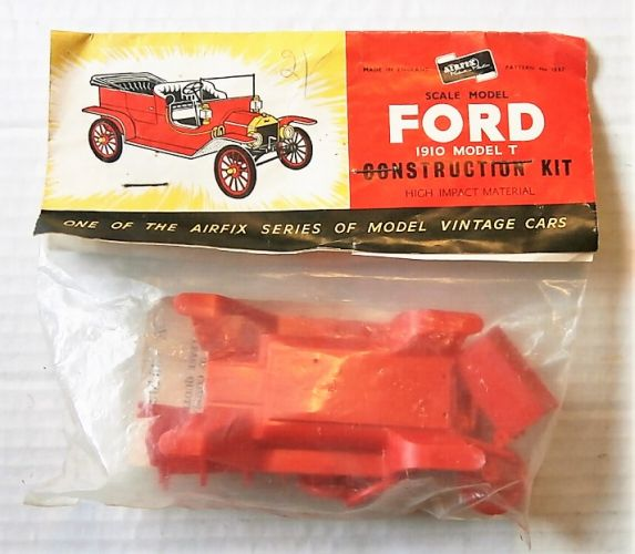 AIRFIX 1/32 1337 FORD 1910 MODEL T