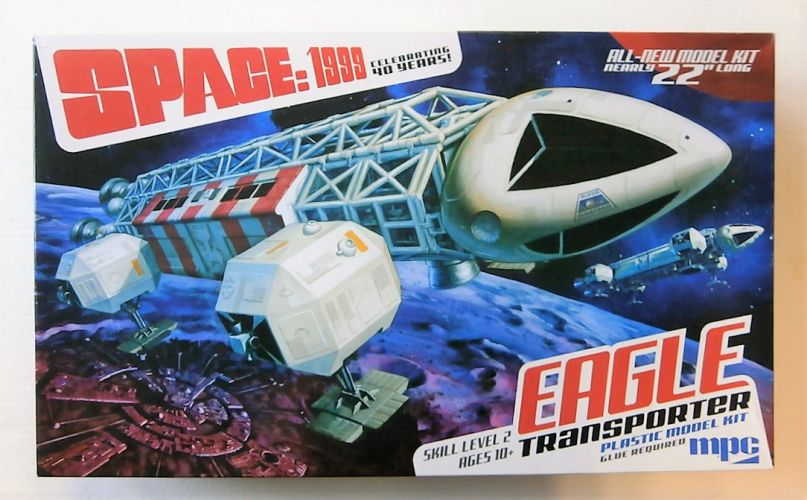 MPC  825 SPACE 1999 EAGLE TRANSPORTER  UK SALE ONLY